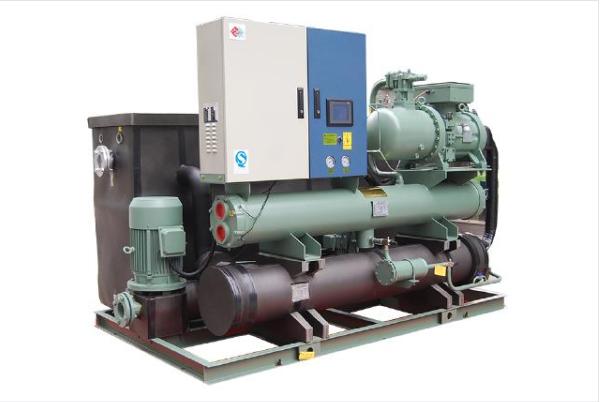 東營水冷螺桿工業冷水機組供應商