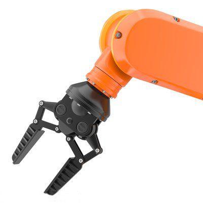 抓手爪子夹抓卡抓 焊接机器人