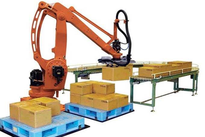 抓抓夹抓抓手卡抓爪子传送货物机器人夹持器
