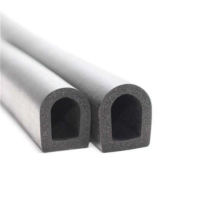 防水槽D型隔音条,防尘防撞密封条 三元乙丙发泡密封条 EPDM发泡条