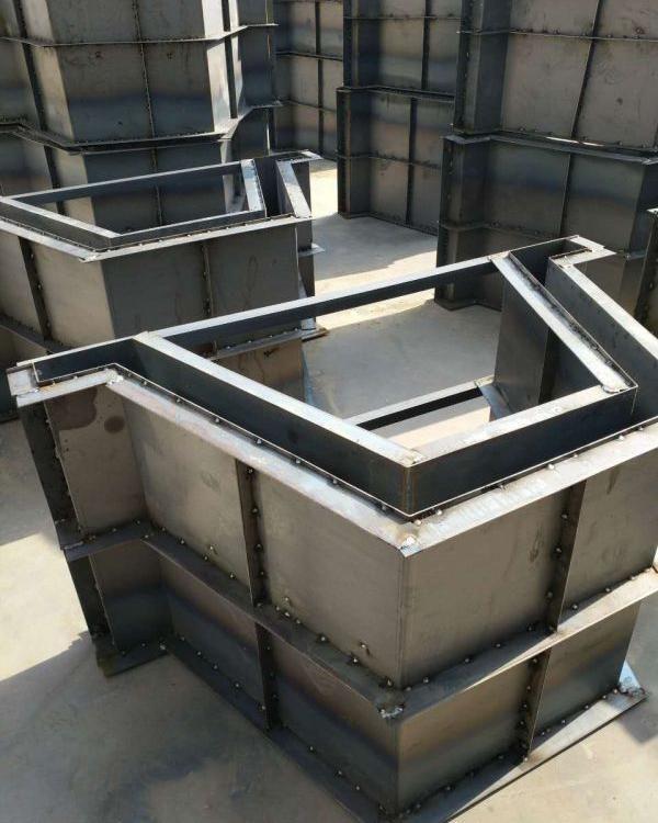 生态U型槽模具-预制U型槽模具精达模具