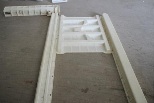 预制铁路护栏模具-高铁护栏模具