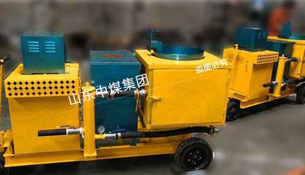 供应潮式喷浆设备除尘喷浆机     厂家直供除尘喷浆机