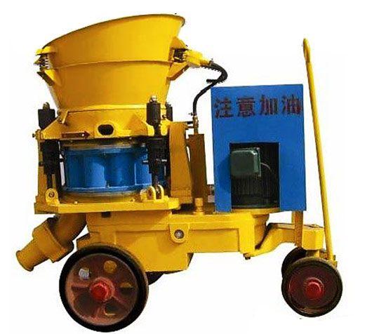 供应工程用PZ-3型喷浆机