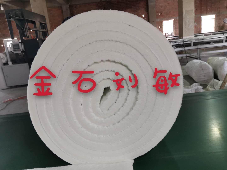 标准陶瓷纤维毯