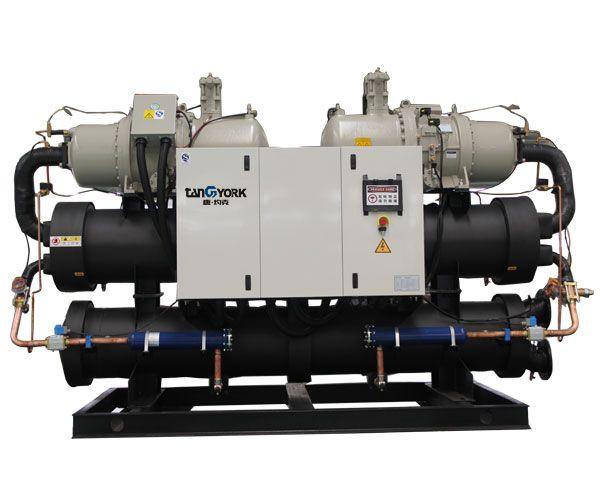 約克|水冷螺桿式冷水機組