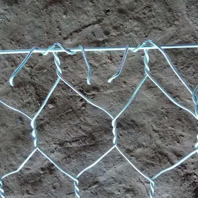 铁丝石笼厂家批发铅丝石网笼 格宾网笼 石头笼 等堤坝防洪材料