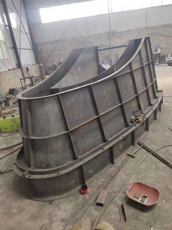 集水槽模具-流水槽钢模具