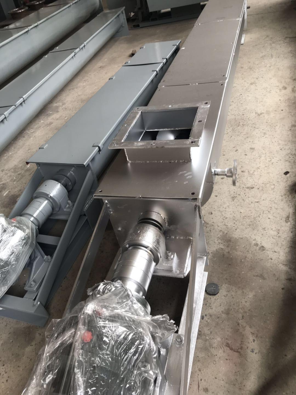 河北供应水冷螺旋输送机降温螺旋输送机实力厂家