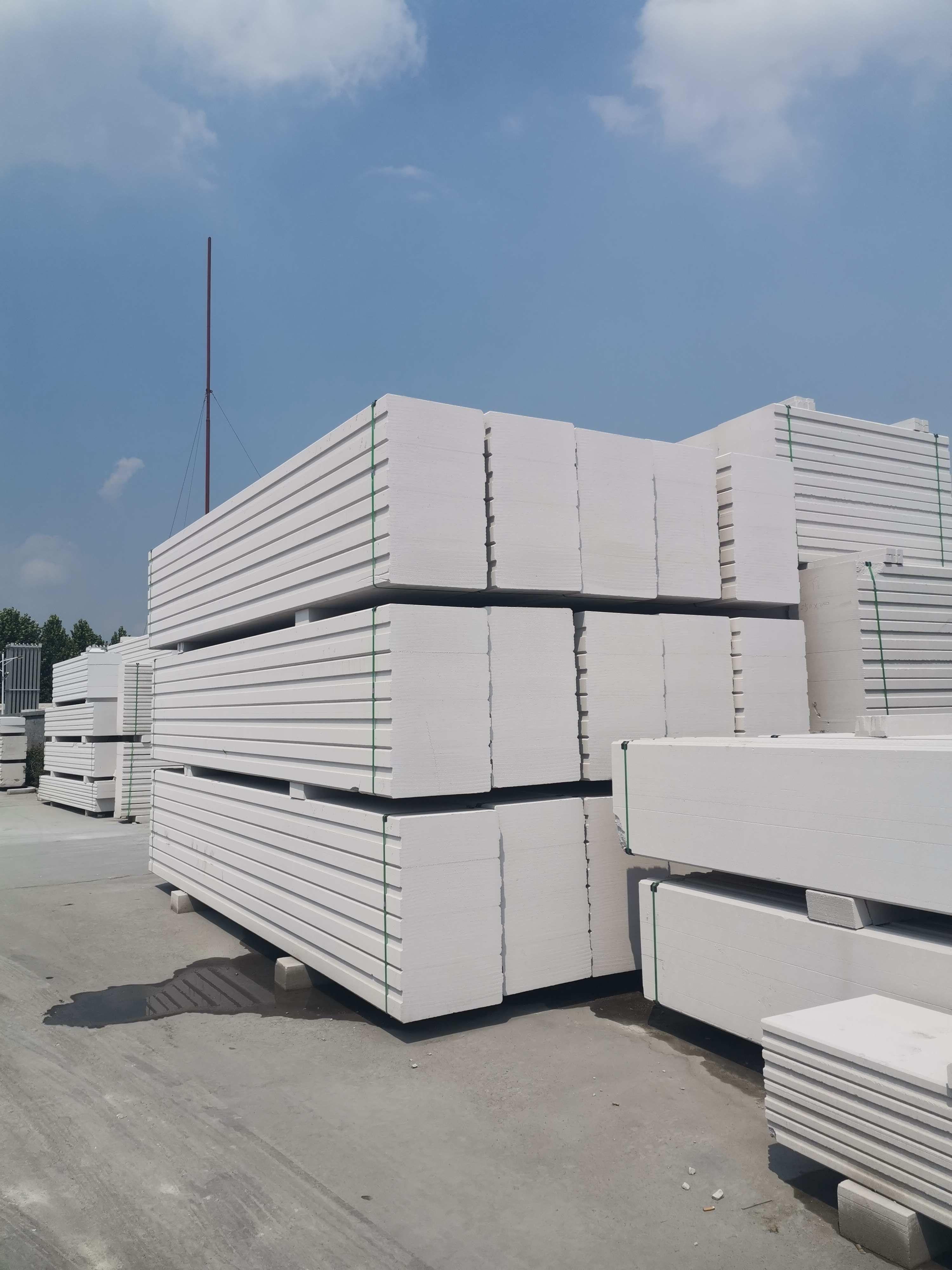 山东ALC板出口厂家直销轻质隔墙蒸压加气混凝土板