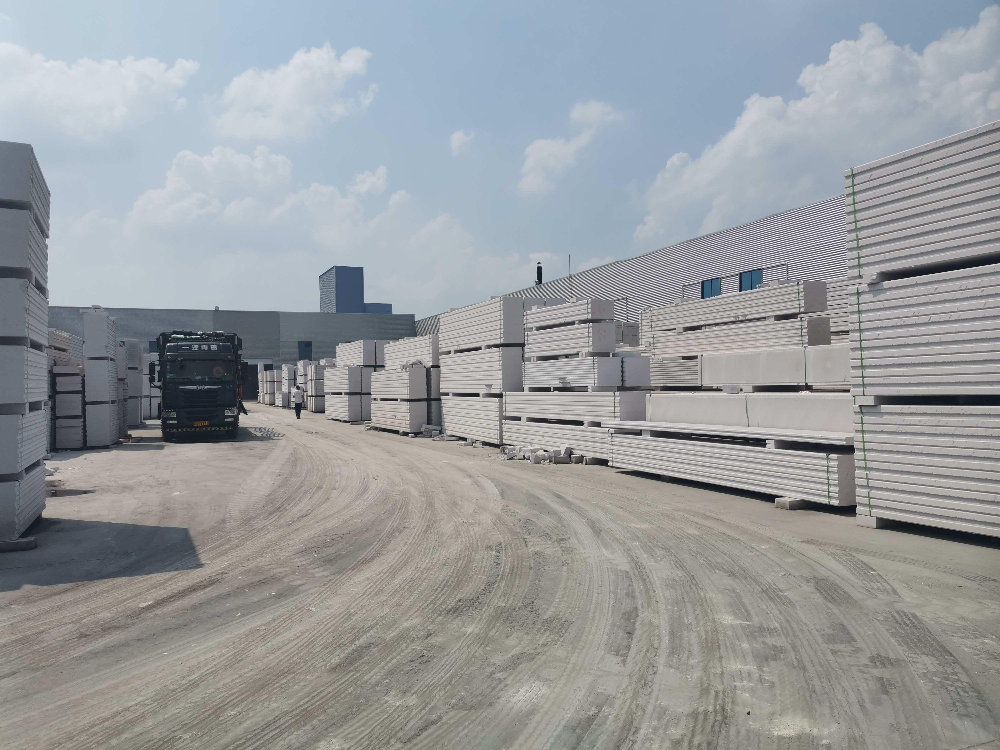 混凝土隔墻板 ALC板 蒸壓加氣混凝土板材 保溫隔墻板 山東廠家