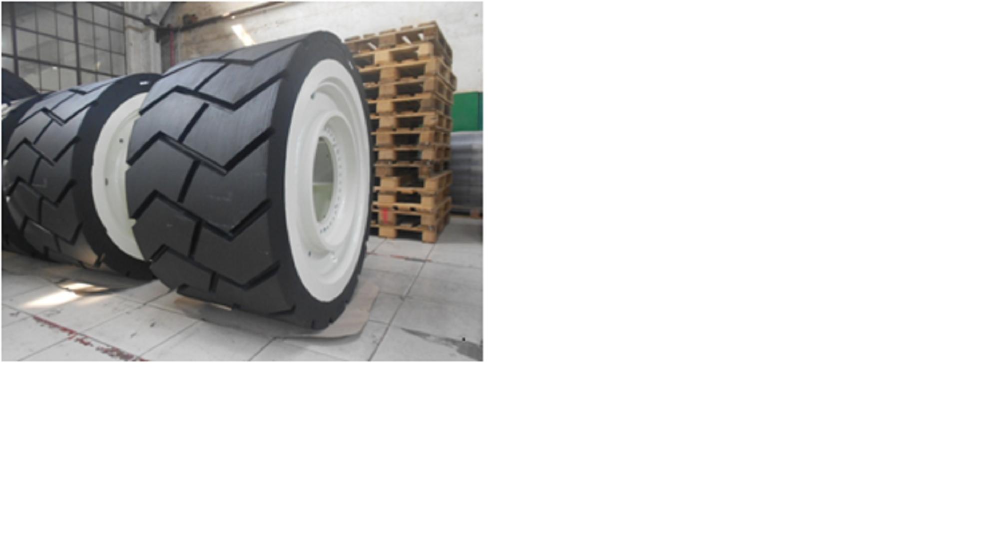 青岛支架搬运车实心轮胎供应商
