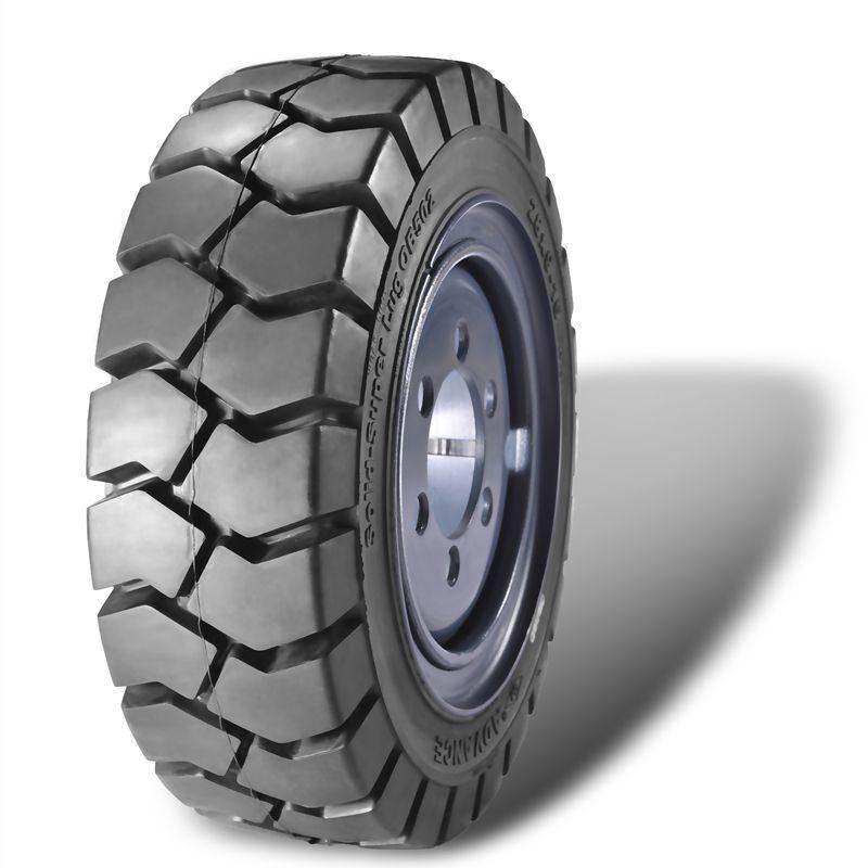 煤礦專用實心輪胎廠家