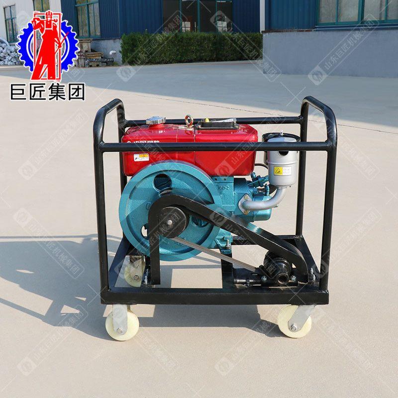 柴油動力取土鉆機QTZ-4高頻震動取土樣無菌無擾動