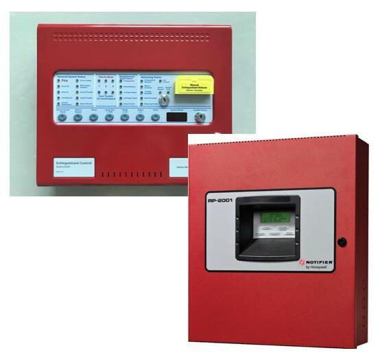 FM认证气体灭火控制盘