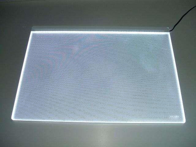 亚克力超薄激光导光板