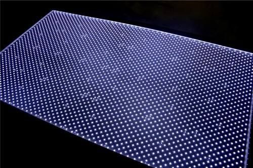 厂家批发供应翻盖非标导光板