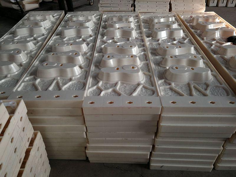 水渠护岸阶梯模具-箱式生态护坡模具