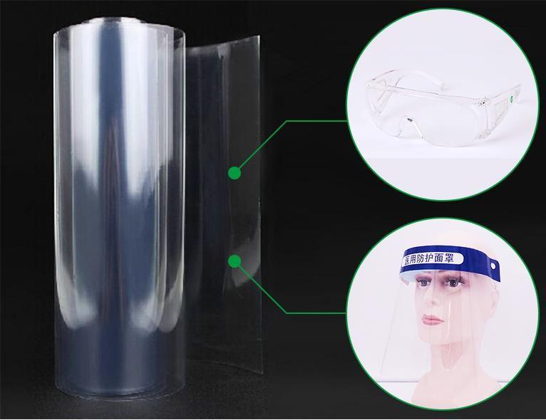 防霧膜、防曝膜、可用于車視鏡、護目鏡
