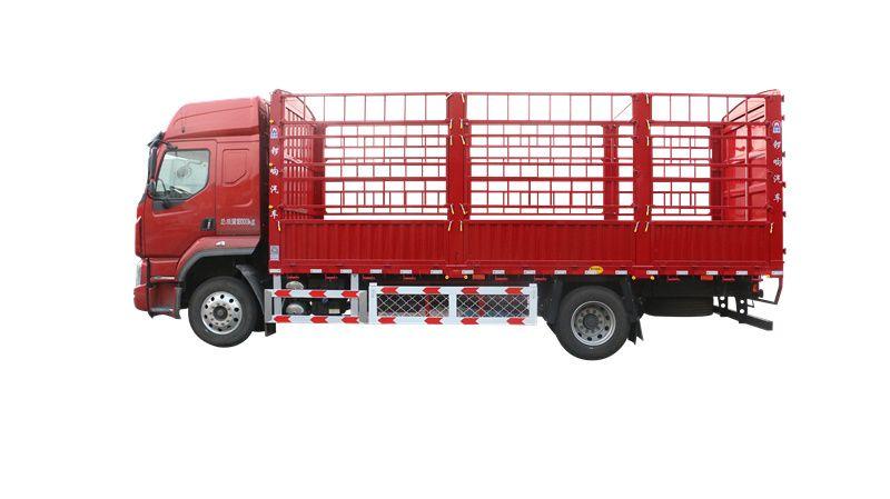 倉柵式載貨車 9米6載貨車 鑼響鋁合金工具箱 物流運輸車