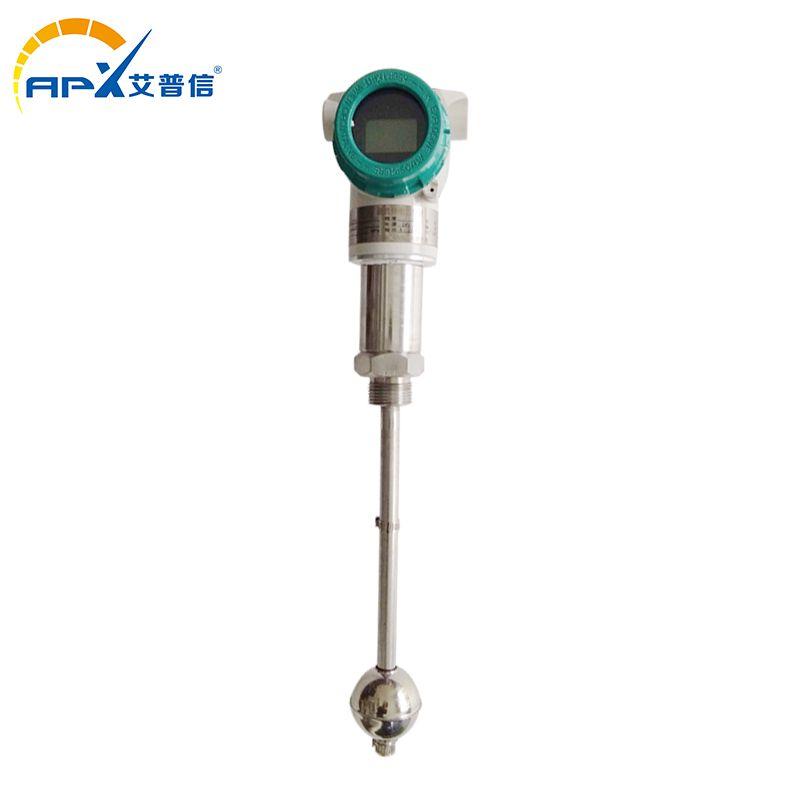 艾普信1米螺纹连接304材质输出4-20ma磁致伸缩液位计APX901