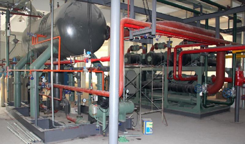 桶泵直冷機組