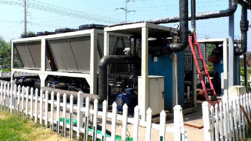 風冷螺桿式工業冷水機
