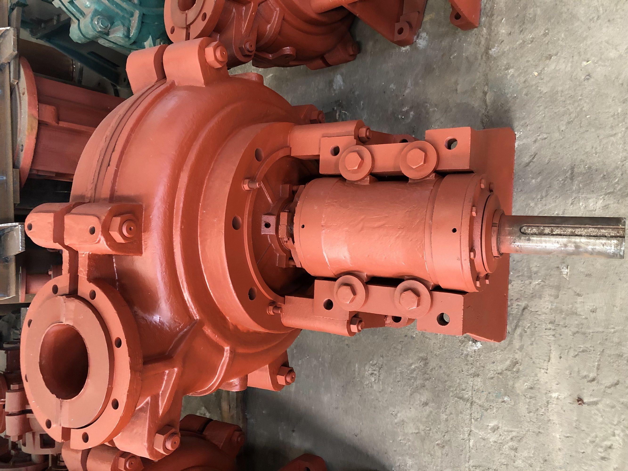 襯膠渣漿泵配件專業生產廠家