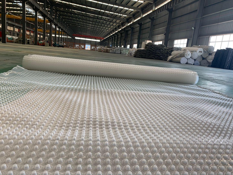 芜湖地下室顶板专用1.5公分加强型排水板