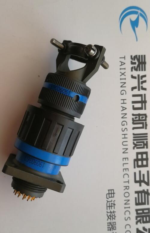 GJB599Ⅲ系列航空插頭