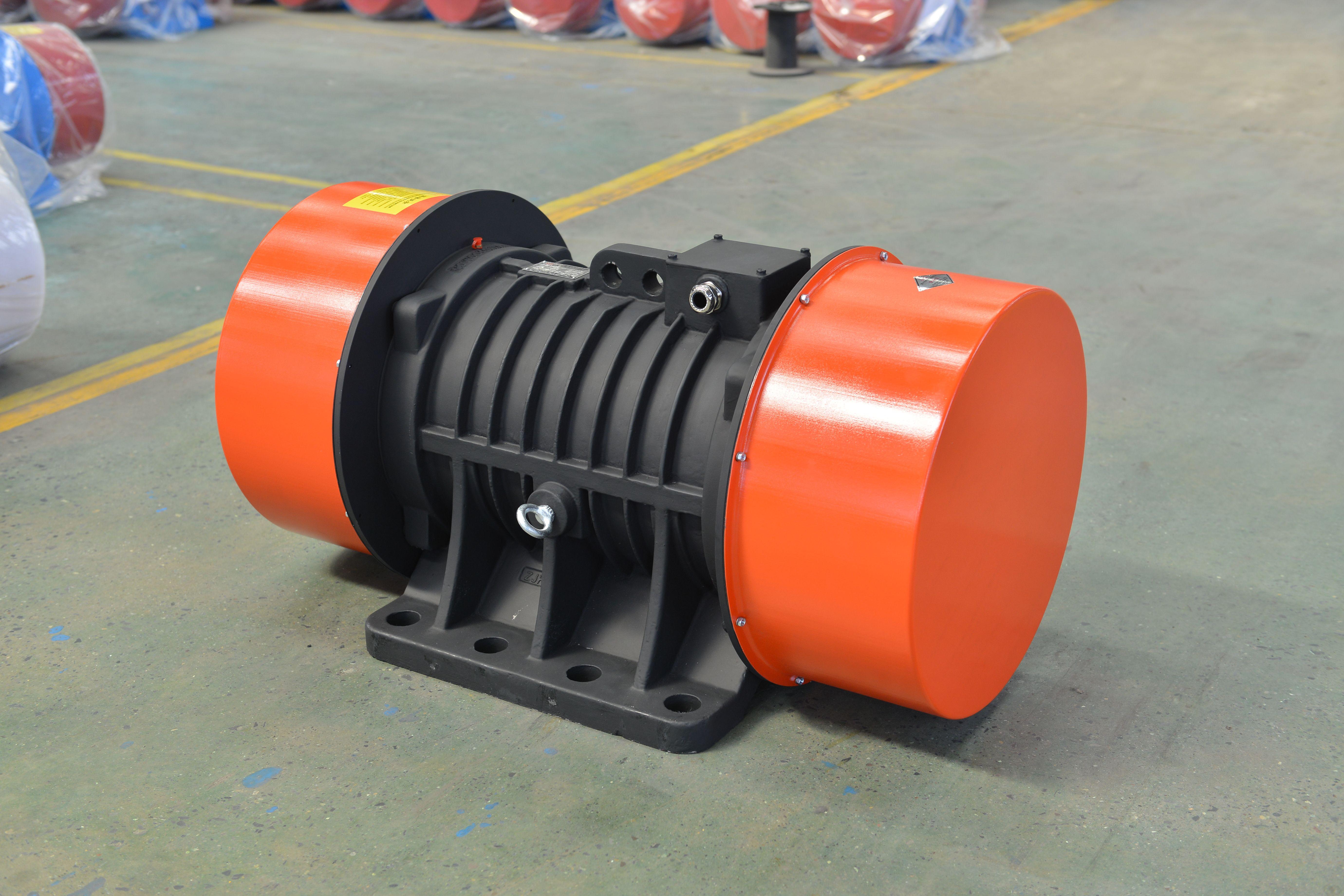 高频三相电机-MVE振动电机-卧式JZO振动电机-料仓振动电机