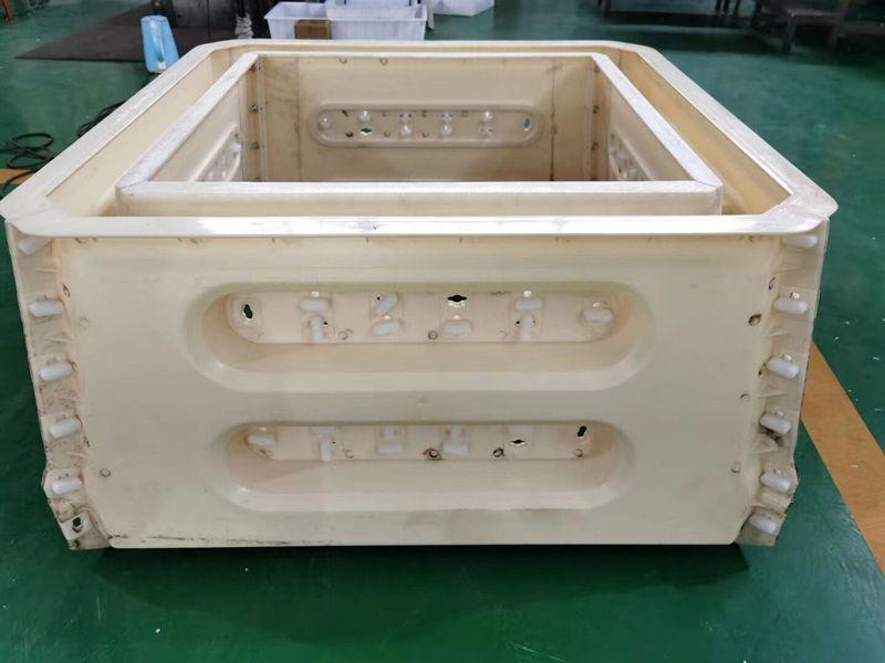 平铺式框格护坡模具-广州混凝土框格护坡钢模具