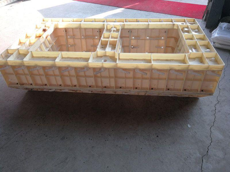 精达箱式阶梯护坡模具-生态砌块护坡模