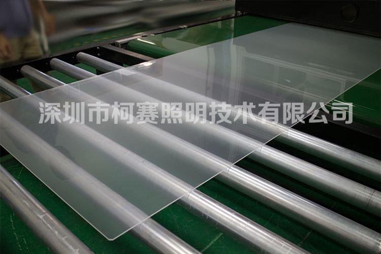 供应大尺寸非标导光板