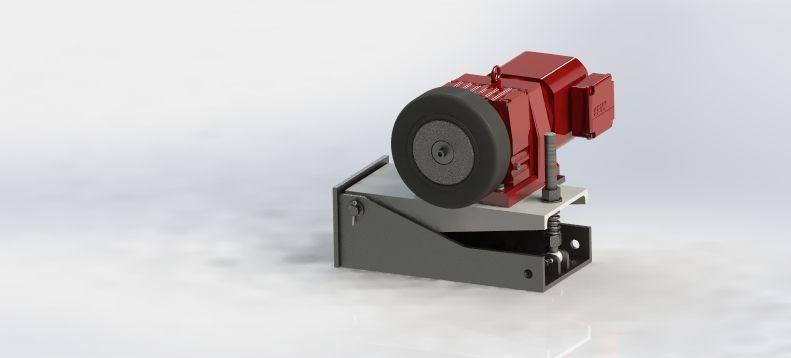 pc构件驱动轮