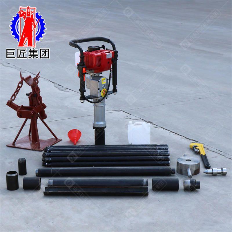 厂家直销取土钻机QTZ-3土壤采集器取原状土样