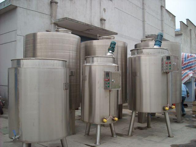 加工定制多功能食品搅拌罐 液体夹层恒温食品电加热搅拌罐