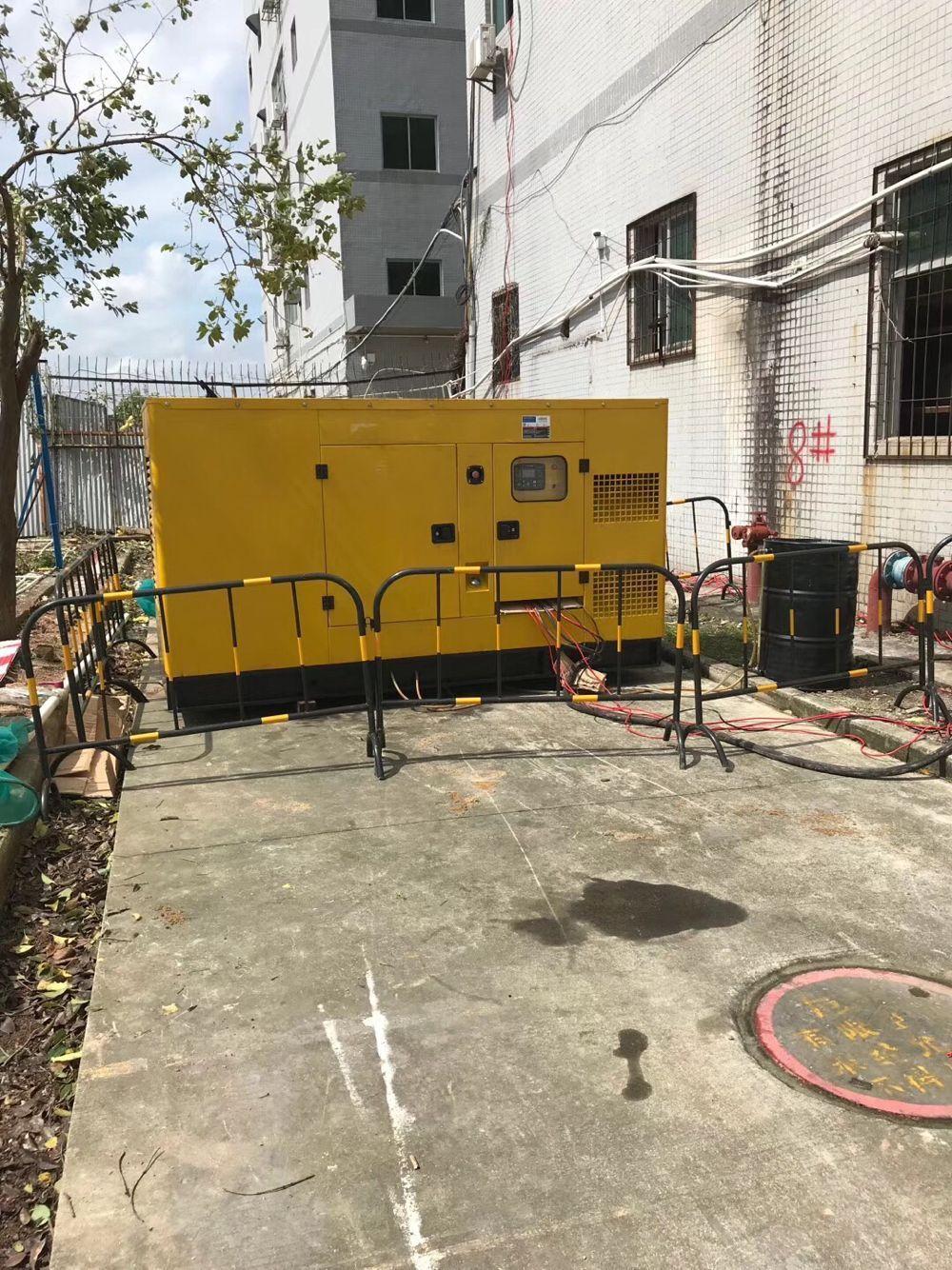 深圳靜音低噪聲發電機租賃價格