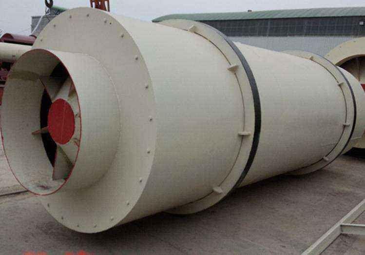 订制各种河沙滚筒烘干机 木屑化肥河沙烘干机