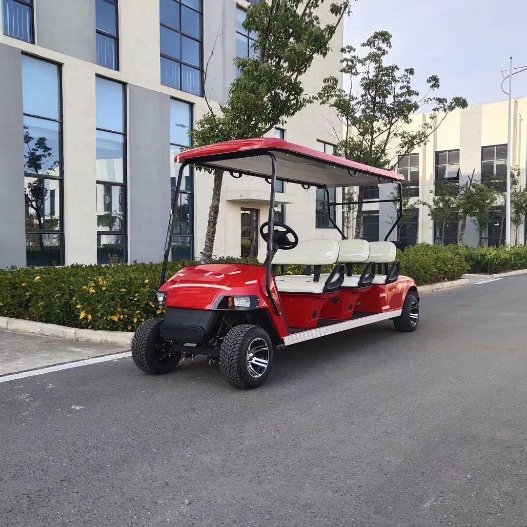 安徽酒店電動高爾夫球車批發