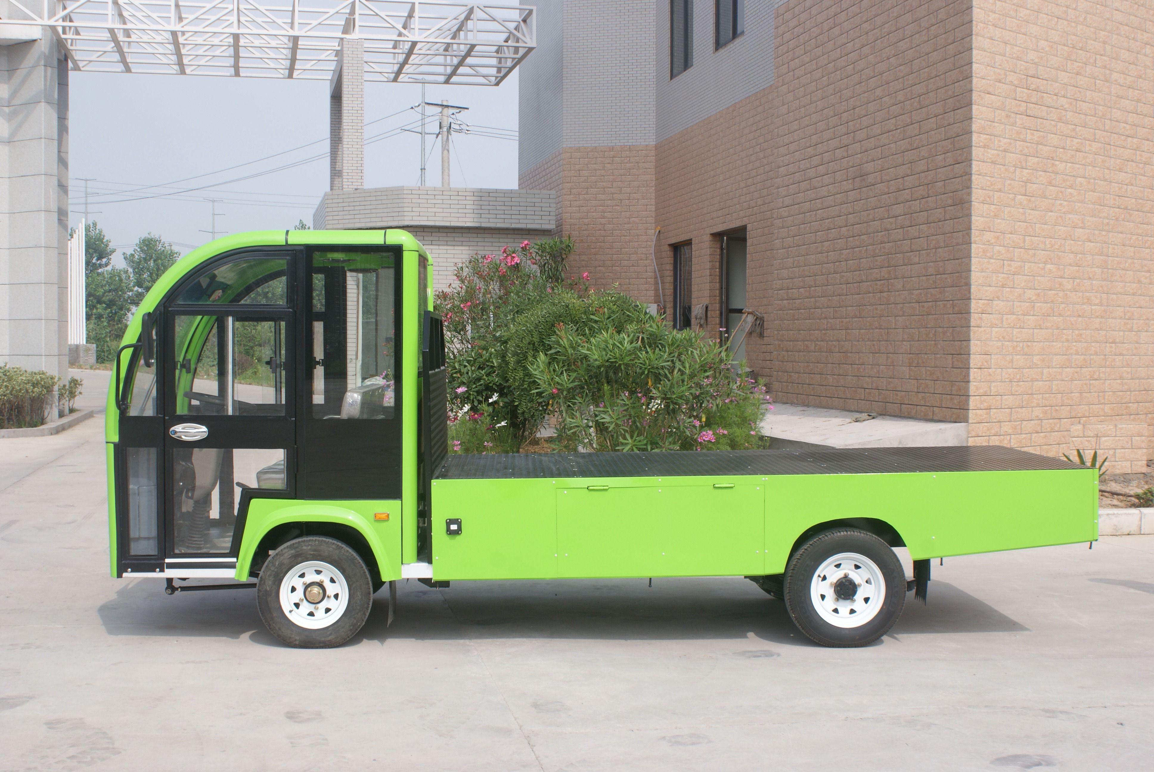 安徽厂区搬运四轮电动货车价格