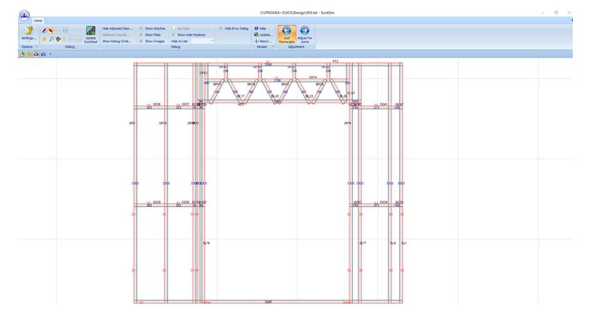 SCOTSIM图形软件开发