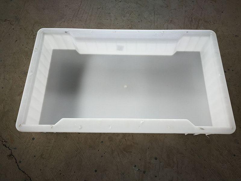 矩形盖板模具-电网盖板模具