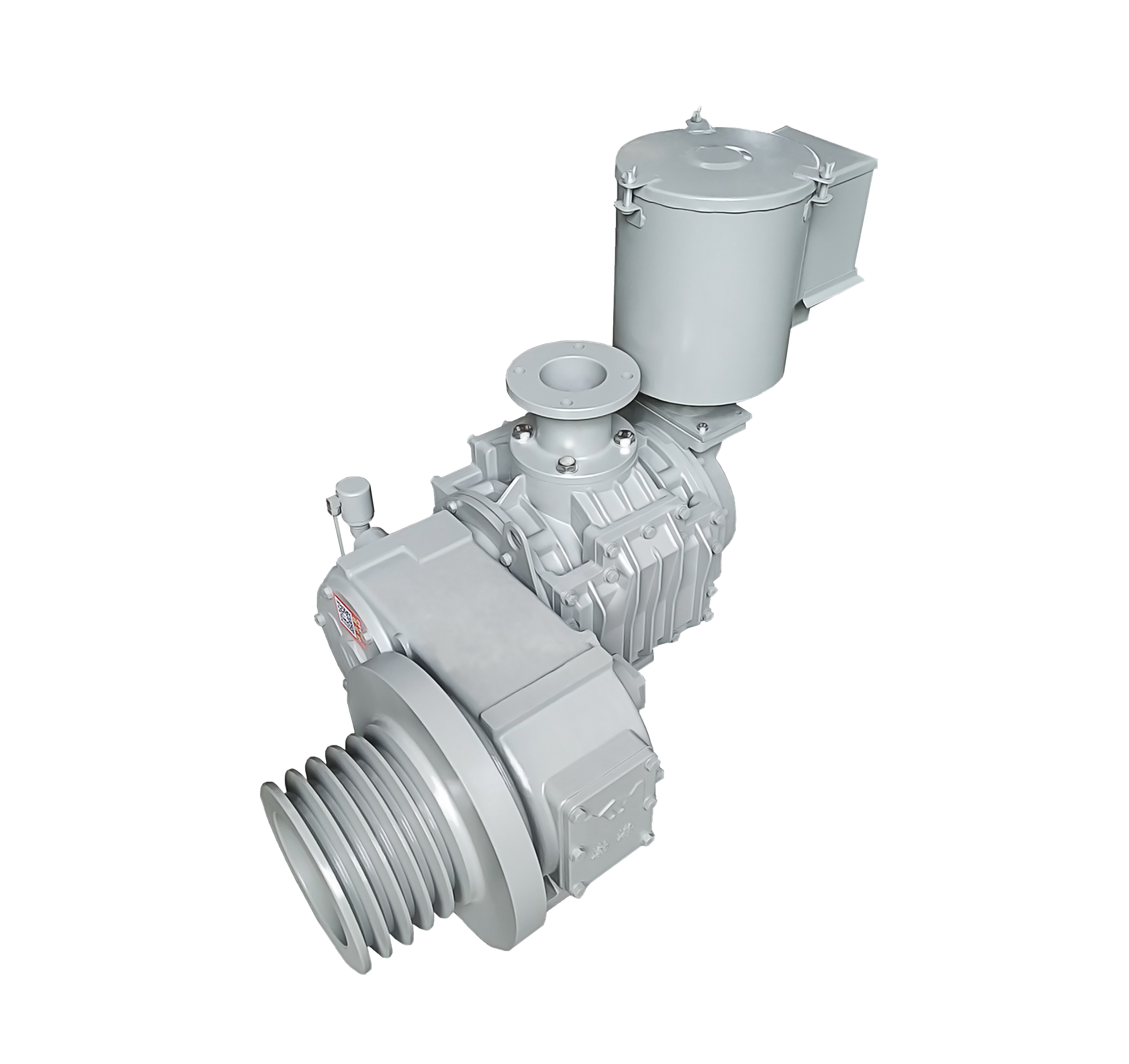 HYCW-12.5/2单缸铸铁机型空压机