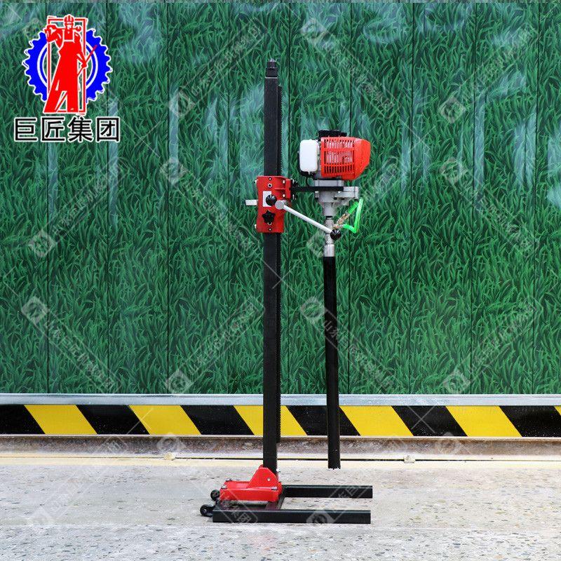 取样钻机岩芯钻机BXZ-1L小型背包钻机可取20米岩心