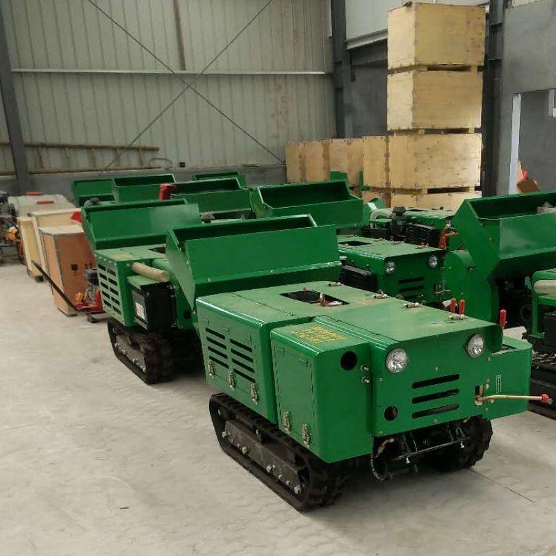 35馬力履帶座駕式旋耕機 五大功能耕地機 多功能柴油履帶旋耕機