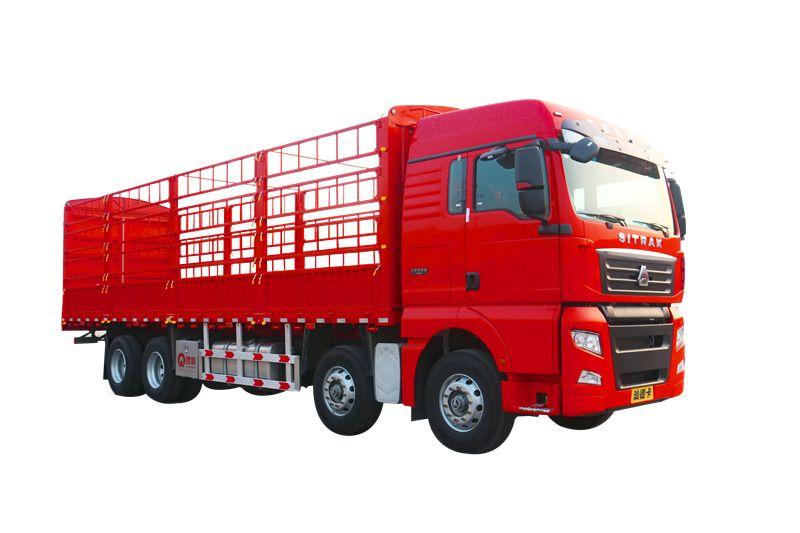 山東鑼響倉柵式載貨車 高強鋼載貨車 鋁合金工具箱 廠家直銷