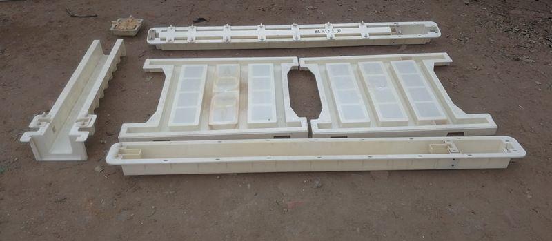 铁栅栏防护网技术-隔离防护铁栅栏价格
