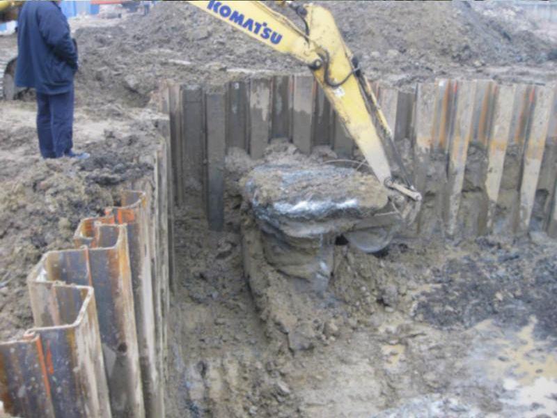 钻孔灌注桩工程承包