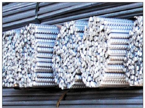 预热处理带肋钢筋厂家